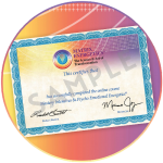 """<strong>Certificato """"Mastery Intensives & Psycho Emotional Energetics""""</strong> 