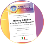"""<strong>Manuale """"Mastery Intensives & Psycho Emotional Energetics""""</strong> 